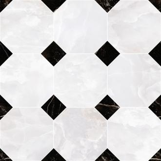 Emote Mos. Ottagono Onice Bianco 262610