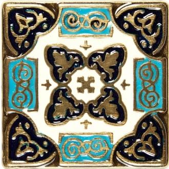 Enameled Persia 1655