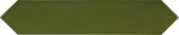 Плитка Equipe Arrow Green Kelp 5x25 глянцевая