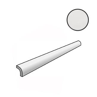 La Riviera Pencil Bullnose Blanc 25913