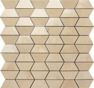 Evolutionmarble Mosaico Golden Cream Lux MK0C