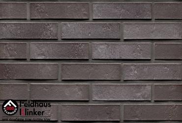 Клинкерная плитка Feldhaus Klinker Accudo Cerasi Ferrum R720NF14 7,1x24 матовая