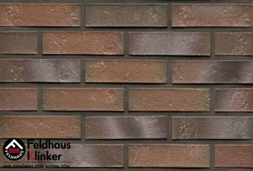 Клинкерная плитка Feldhaus Klinker Accudo Cerasi Maritim R721NF14 7,1x24 матовая