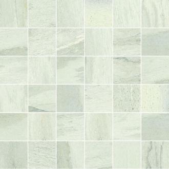 Flagstone Mosaici White Matte