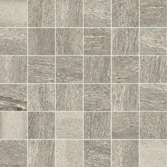 Flagstone Mosaico Grey Matte