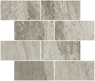 Flagstone Muretto Sfalsato Grey Matte
