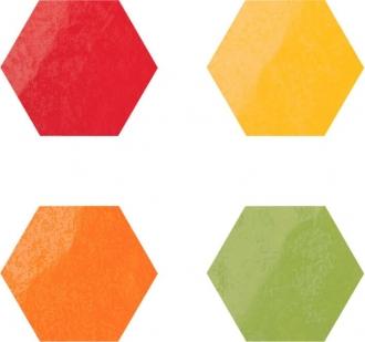 Backstage Hexagon Color Mi4