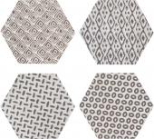 Backstage Hexagon Texture Mi4