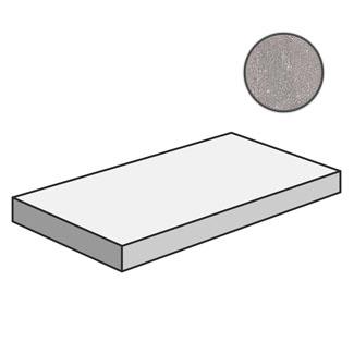 Ступень Flaviker No.w Ang. Gray DX 32x120 матовая