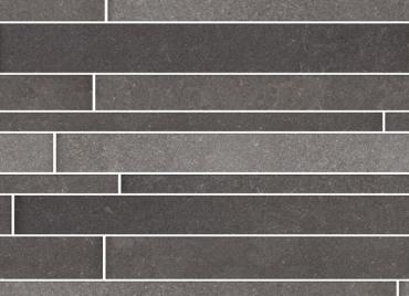 Мозаика Flaviker No.w Mos. Coal Brick 30x40 матовая