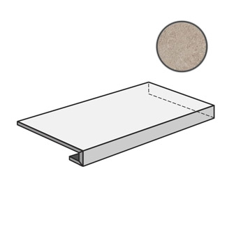 Floortech Floor 5.0 Angolo DX Gradino Soft
