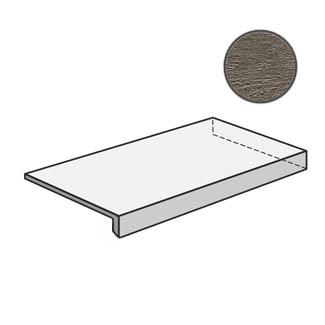 Flow Angolare corner tile DX Mud 603121
