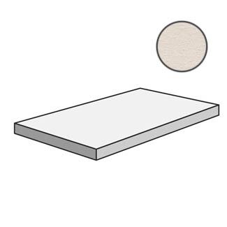 Flow Angolare corner tile SX White 603201