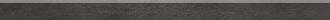 Flow Battiscopa skirting Dark Grey 603919