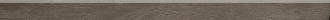 Flow Battiscopa skirting Mud 603921