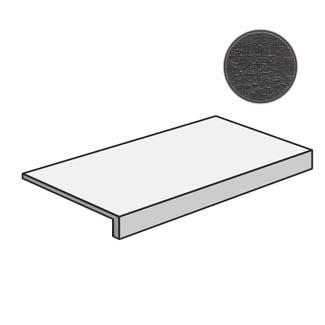 Flow Gradone step Dark Grey 603019
