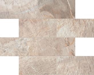 Fossil Mosaico Muretto Fossil Beige