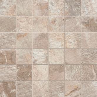 Fossil Mosaico Quadretti Fossil Beige