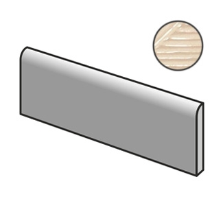 Fragments Bullnose Beige 23879
