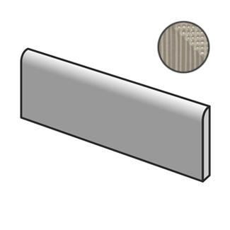 Fragments Bullnose Grey Pearl 23881