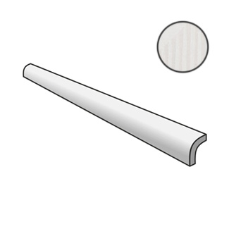 Fragments Pencil Bullnose White 23901