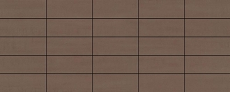 Full Brown Mosaico Inciso WFMI