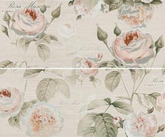 Garden Rose Beige 01