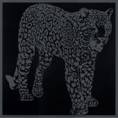 Gran Gala Leopardo A Caccia Nero