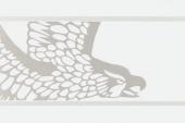 Gran Gala Listello Falcone A Bianco