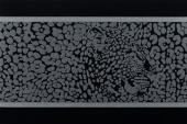 Gran Gala Listello Leopardo C Nero