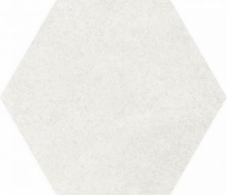 Hexatile Cement White