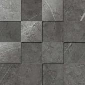 Charme Evo Antracite Mosaico 3D