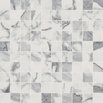 Charme Evo Wall Statuario Mosaico