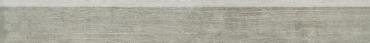 Бордюр Italon Groove Ash Battiscopa 7,2x60 матовый
