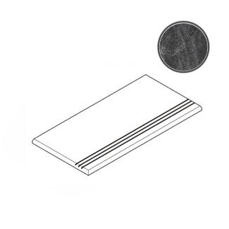 Materia Titanio Gradino Round Grip SX