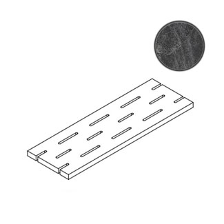 Спецэлемент Italon Materia Titanio Griglia 20x60 матовый