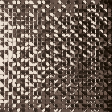 Мозаика Italon Materia Mosaico Platinum 30x30 глянцевая