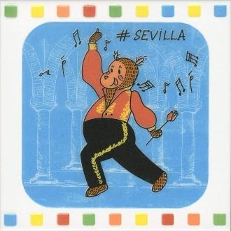 Декор Большое путешествие Seville NT/A266/5009