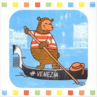 Декор Большое путешествие Venezia NT/A213/5009