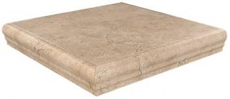 Ступень угловая Фаральони песочный SG158300R\GR\AN