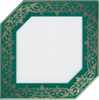 Декор Клемансо зеленый HGD\D250\18000