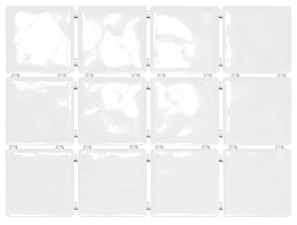Бриз белый полотно 1236
