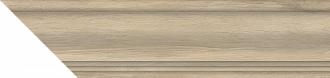 Плинтус Сальветти капучино горизонтальный левый SG5401/BSS/SO