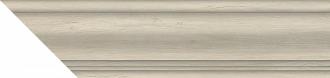 Плинтус Сальветти капучино светлый горизонтальный левый SG5400\BSS\SO