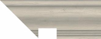Плинтус Сальветти капучино светлый вертикальный правый SG5400/BSS/DV