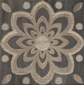 Вставка Фратте (Сальветти) серый лаппатированный HGD\B30\TU0031L