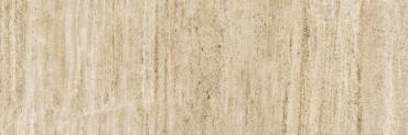 Керамогранит Kerlite Exedra Travertino Lux (Толщина 3.5 мм) 100x300 полированный