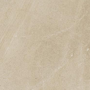 Керамогранит Kerlite Limestone Amber Blazed Rett (Толщина 14 мм) 60x60 структурированный