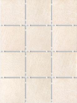 Караоке беж, полотно из 12 частей 9,9х9,9 1221T