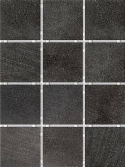 Караоке черный, полотно из 12 частей 9,9х9,9 1222T